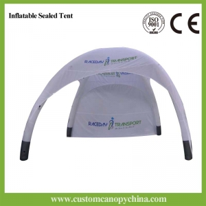 Inflatable Shade Tent