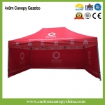 4x8m  Ourdoor Pop Up Gazebo With Side Walls